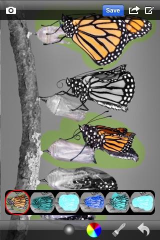カラー化写真(Colorize photo) Freeのスクリーンショット3