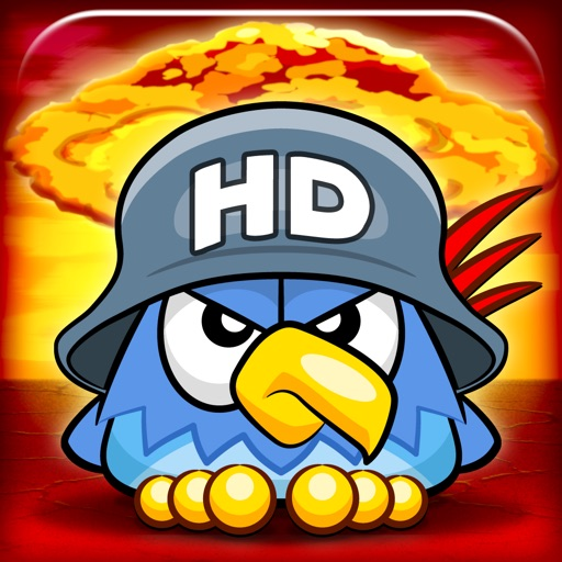 Chicken Raid HD icon