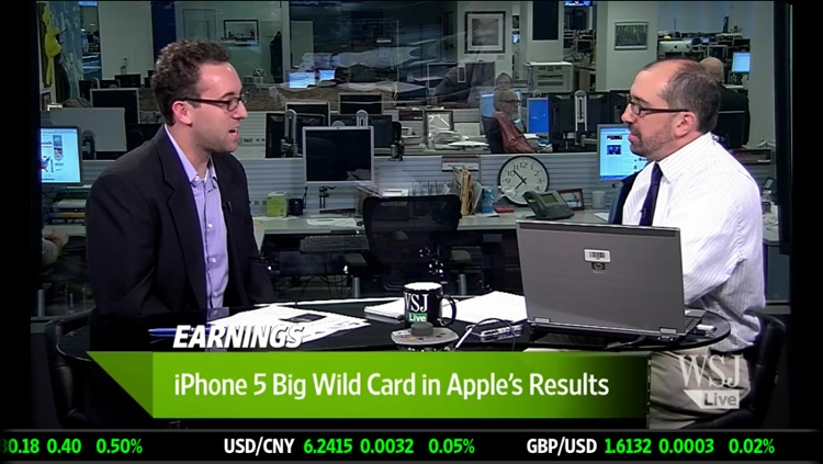 WSJ Live screenshot-3