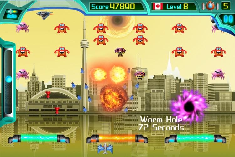 Invaders World Tour : Classic screenshot-3