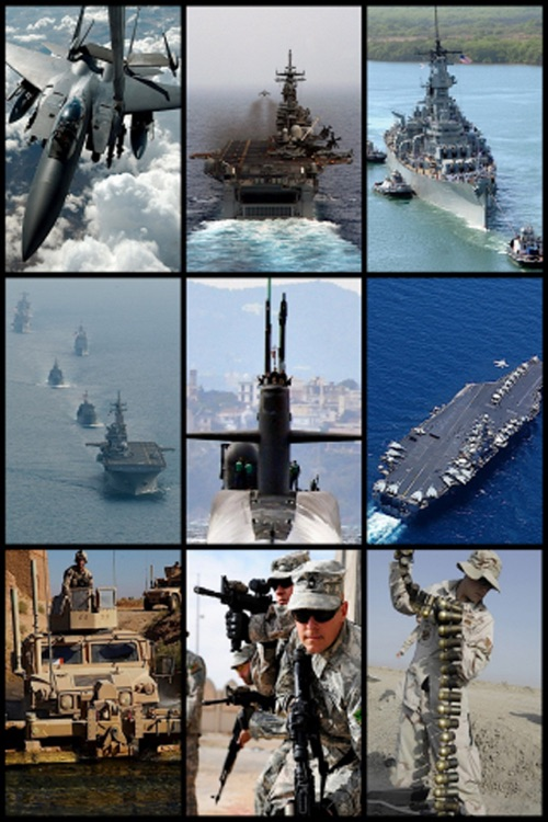 Free Military Images and Wallpapers - Air, Ground, Marine, Action and more