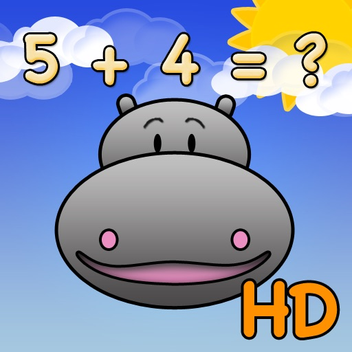 mR. Hippo's Maths Adventure: Addition HD