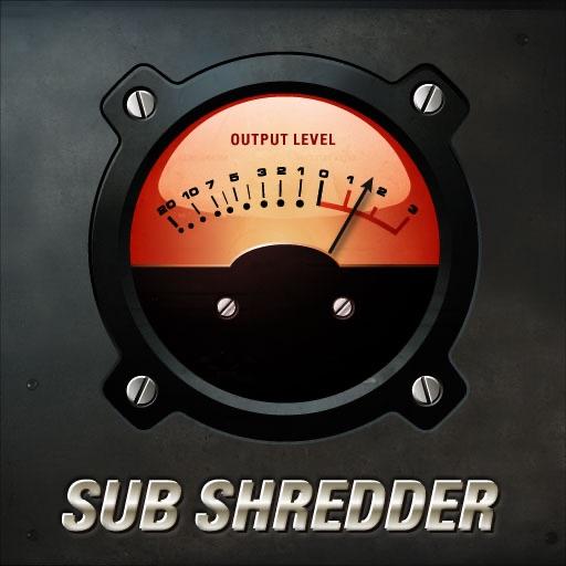 Sub Shredder Low Frequency Bass Test icon