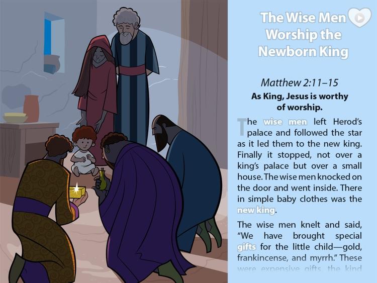 God's Love: A Bible Storybook screenshot-3