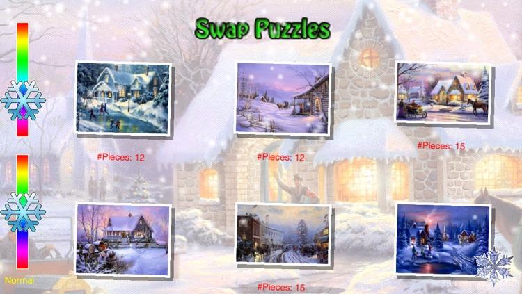 Christmas Multi Puzzles