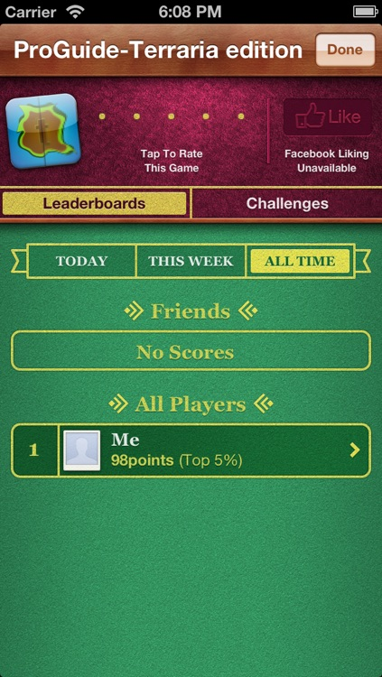 ProGuide-Terraria edition screenshot-4
