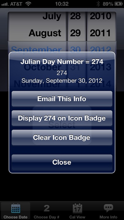 Julian Day screenshot-2