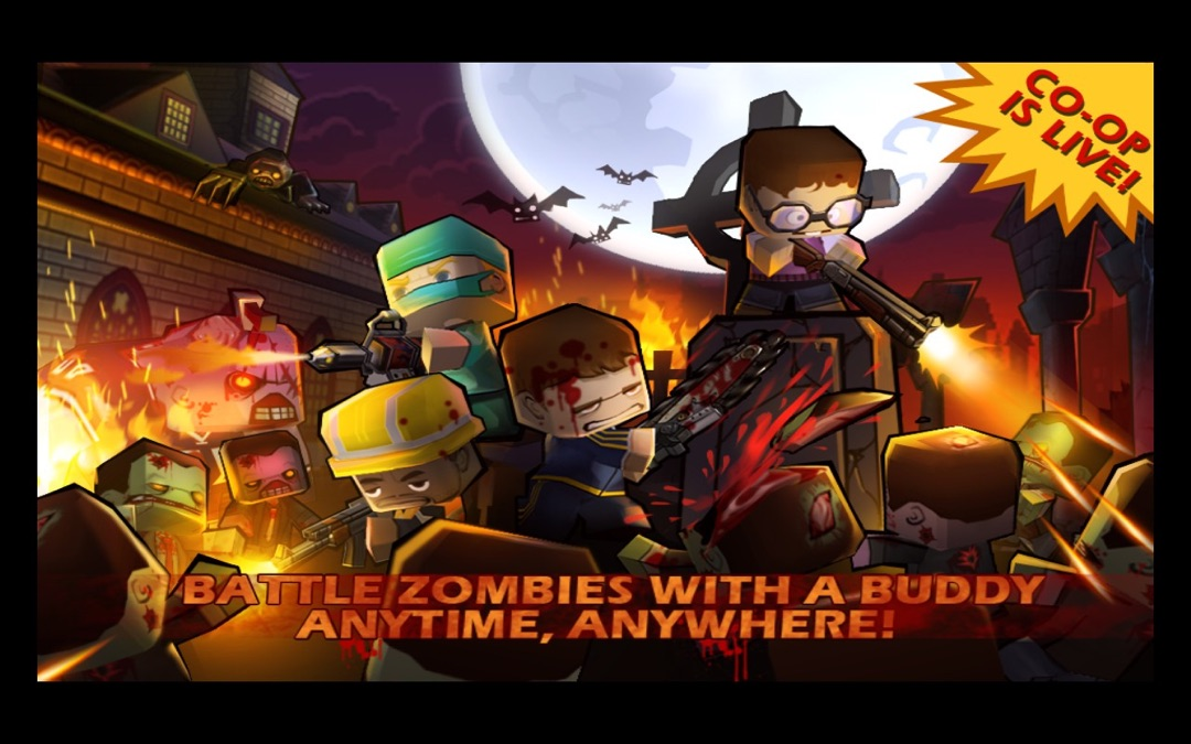 Call of Mini - Zombies - Online Game Hack and Cheat