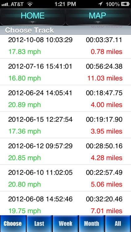 Ski Tracker: GPS Tracking for Skiers screenshot-3