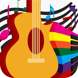 Kids Music Chords HD - For Child To Learn & Play Musical Instrument Games