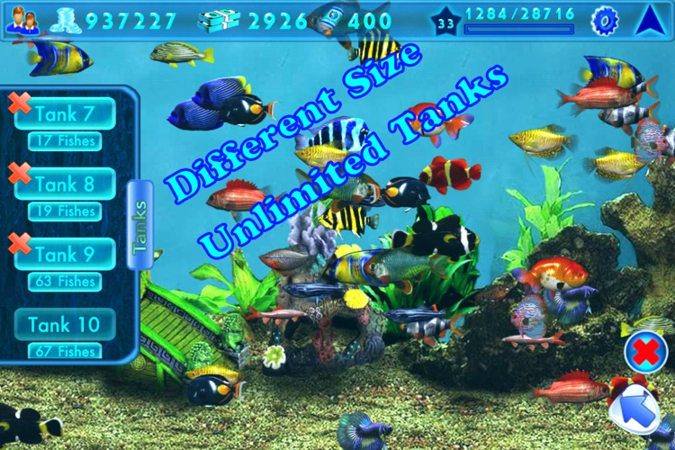 Fish Aquarium screenshot-2