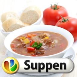 Suppe HD - 650 Suppen Rezepte mit Kochmanager