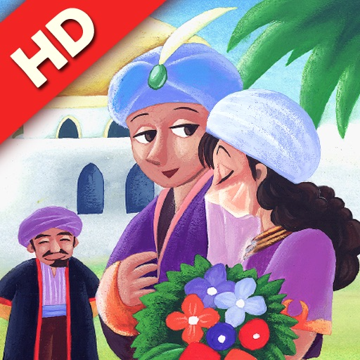Ali Baba and the Forty Thieves: HelloStory - Lite