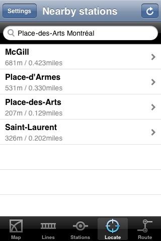 Montreal Metro screenshot-3