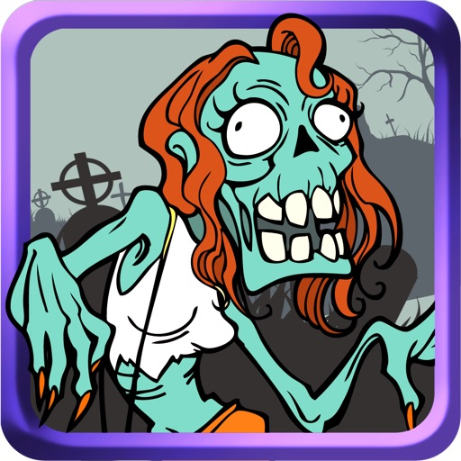 Zombie Jump Monster Maze Tomb Puzzle Game - Pro Version