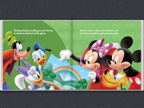 Mickey Mouse Clubhouse Minnies Rainbow By Sheila Sweeny Higginson