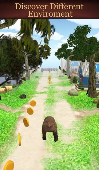 Zoo Escape - An Endless Running screenshot four