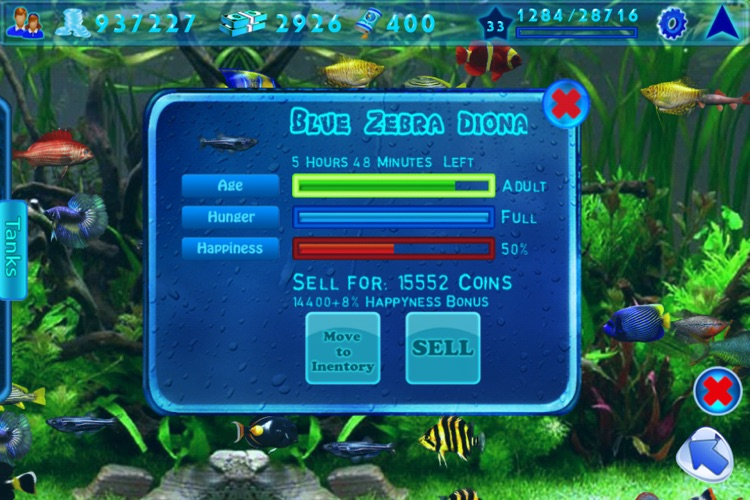 Fish Aquarium screenshot-4