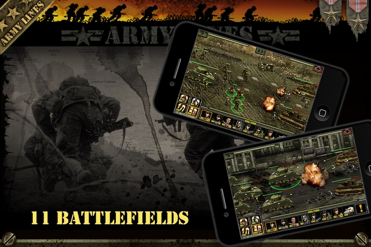 Army Lines screenshot-2