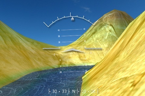 Wings Free: Flight Simulator screenshot-3