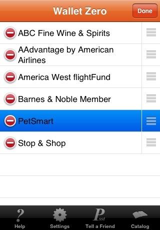 WalletZero – zero clutter, zero worries, convenient savings screenshot-3