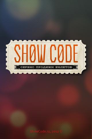 ShowCode - náhled