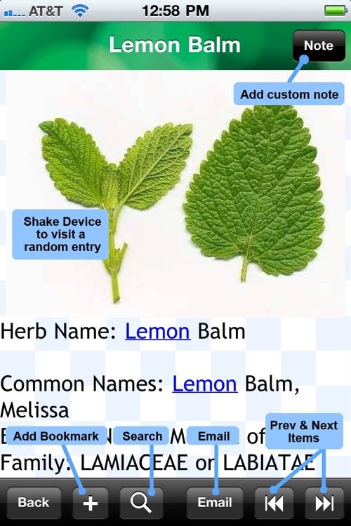 Medicinal Herbs Encyclopedia screenshot-4