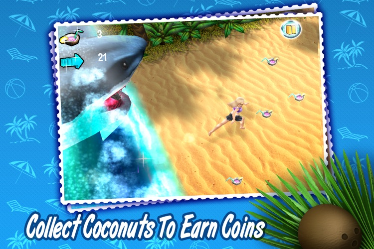 Tsunami Run - The Adventure Running Game screenshot-3