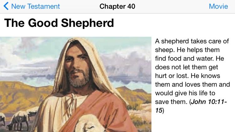 Child Scripture Stories screenshot-3