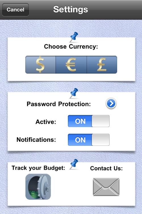 Bills Due - Reminder and Tracker screenshot-4