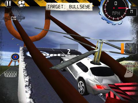 Top Gear: Stunt School HD на iPad