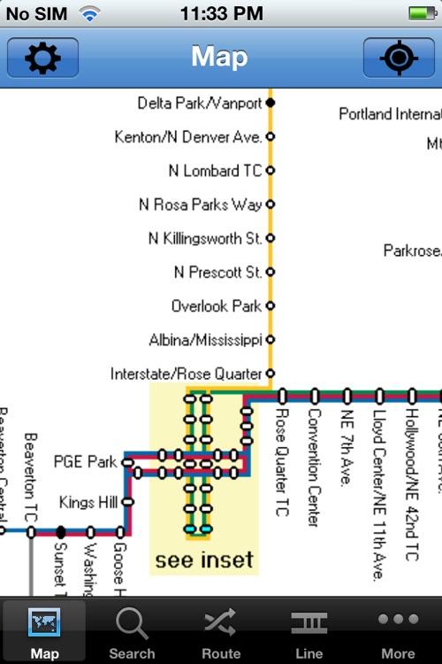 TransitGuru Portland TriMet MAX