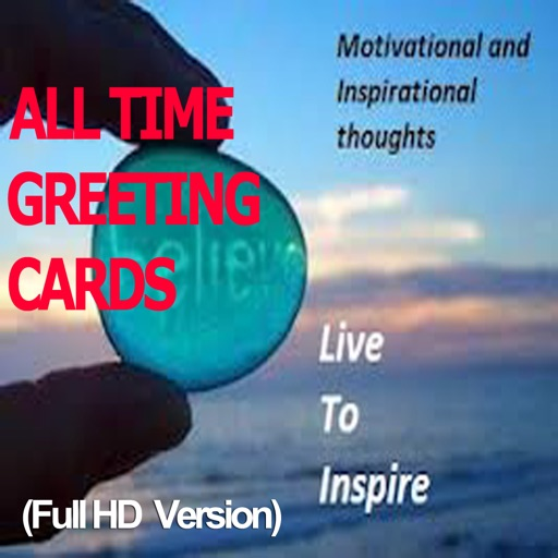 Inspiration and Motivation Cards HD icon