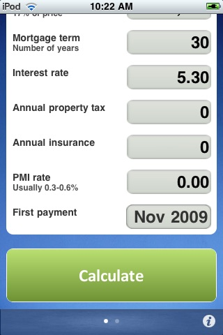 Homebuy - mortgage calculator screenshot-3