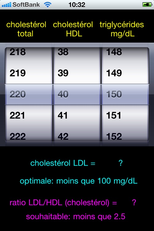LDL-C screenshot-3