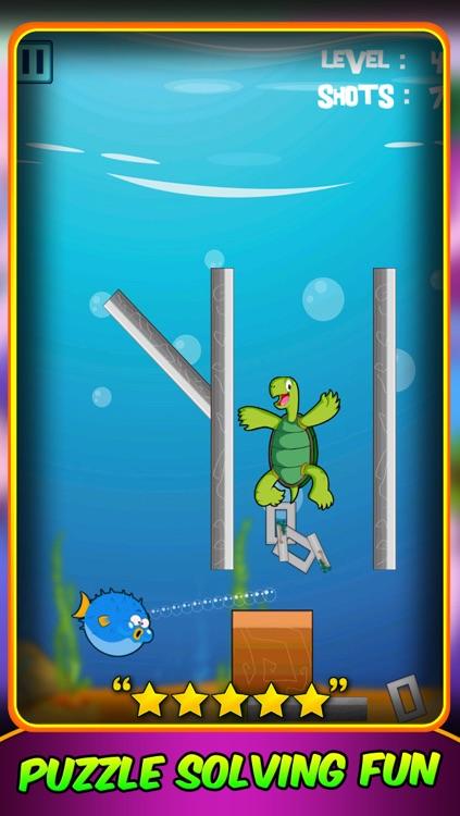 Turtle Trouble : Fun games of escape