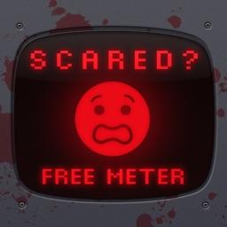 Scare Meter for Halloween pranks - test who's scared using this free fingerprint scanner