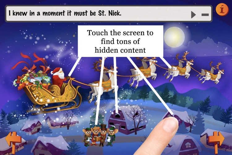 Magic Ink - The Night Before Christmas - Lite Edition