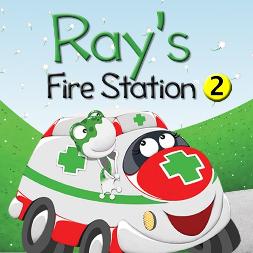 Rays Fire Station 2 - for iPhone