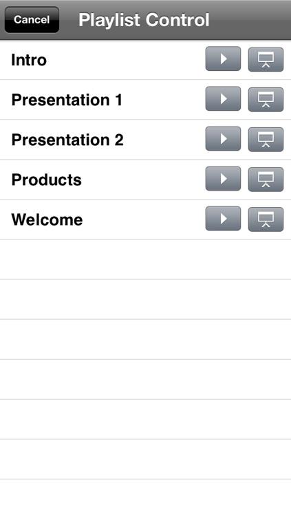 Presenter Player for iOS screenshot-3