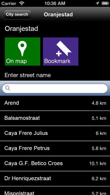 Offline Aruba Map - World Offline Maps screenshot-4