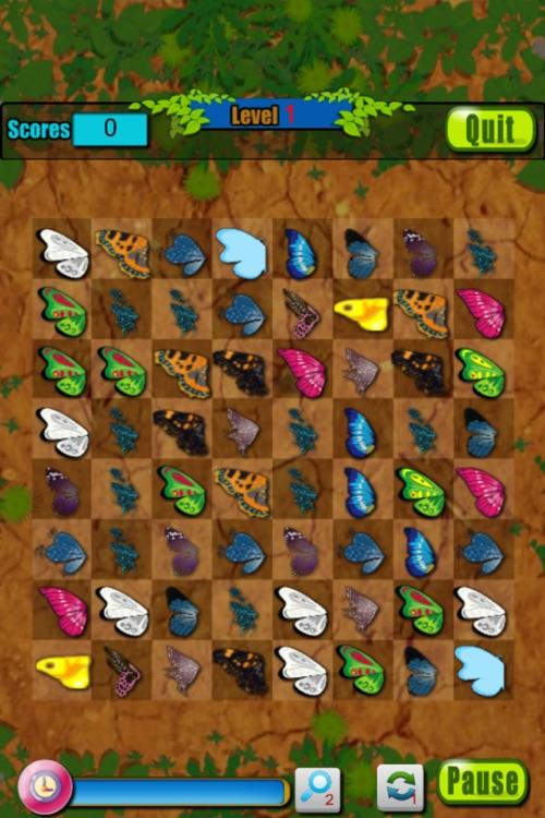 Butterfly Kyodai 3