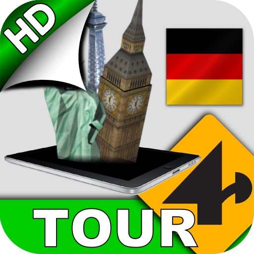 Tour4D Augsburg HD icon
