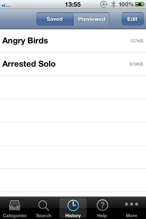 10,000 Ringtones Pro screenshot-3