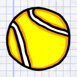 A Glow Doodle Tennis 2 FREE - Highly Addictive