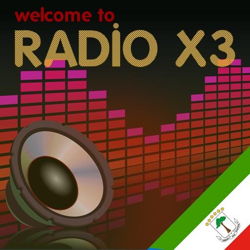 X3 Equatorial Guinea Radios - Las Radios de Guinea Ecuatorial