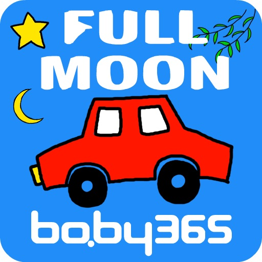 Full moon-baby365 icon