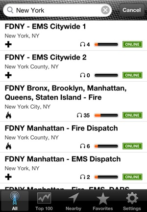 Emergency Radio Free (Police Scanner) on the App Store