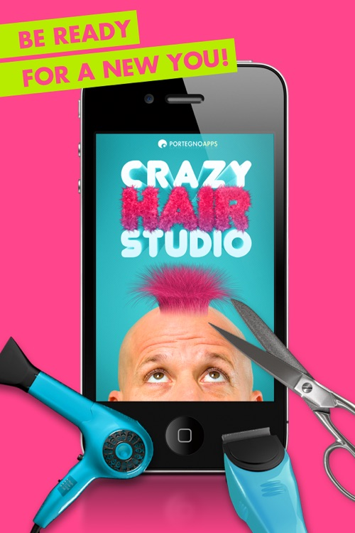 Crazy Hair Studio