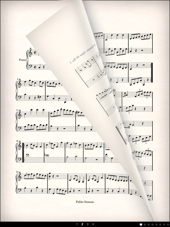 Autoflip - Sheet Music Viewer